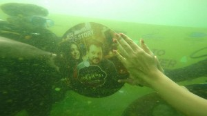 Kalyanam Movie Underwater Audio Launch
