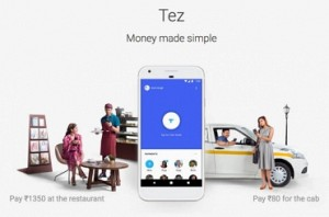 Google unveils Tez, mobile payments app in India