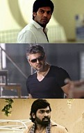 Ajith, Arya and Vijay Sethupathi are among a select few