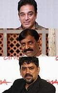 Kamal Haasan, Vairamuthu and Santosh Sivan, the shining gems!