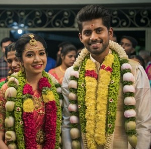 Actor Kathir and Sanjana Wedding