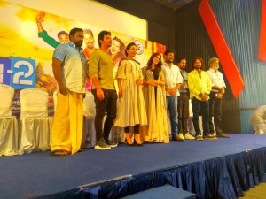Kalakalappu 2 Press Meet