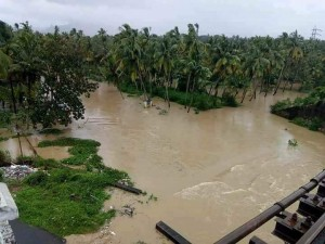 Kanyakumari rain photos