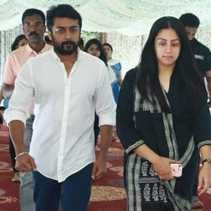 Tamil stars who attended Sridevi's prayer meeting in Chennai