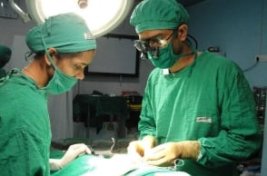 First time in the world: Chennai doctors create record!