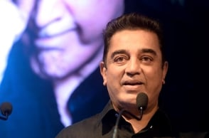 """It's time to take care of our own resources"": Kamal Haasan"