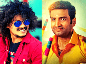 Breaking: Santhanam and Pugazh's film has a major surprise in store - check now!