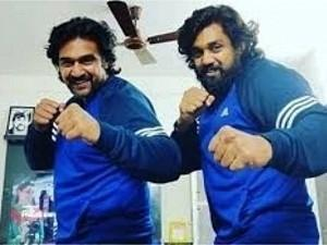 Dhruva Sarja to fill in for Chiranjeevi Sarja and dub for his character?