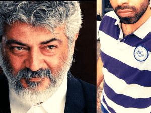 Woah! Popular actor-director shares his mass transformation pic for Thala Ajith's movie - True inspiration!