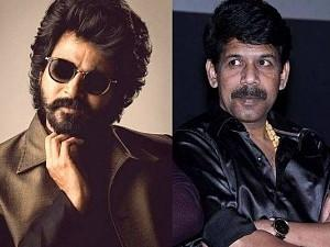 Sivakarthikeyan shares the first look of Director Bala's next - Interesting title revealed!