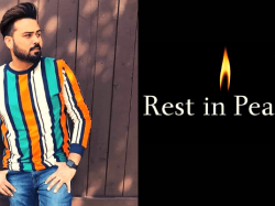 Popular singer passes away in a fatal car accident - celebs and fans in shock!