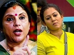 Bigg Boss Tamil 4: Does Archana say that word often?? Sripriya questions!