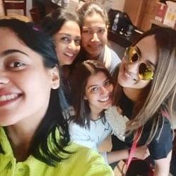 Trisha, Varu and Bindhu's plan for Ind vs Eng game