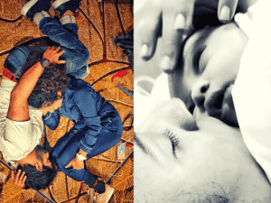 Valimai actress welcomes baby - shares new-born's pic for the first time!