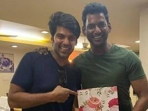 Vishal and Arya film's director leaves an emotional Valentine's Day note - Netizens react | What happened?