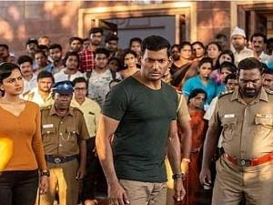 Vishal to arrive soon in this cyber thriller! Exciting announcement out - Don't miss