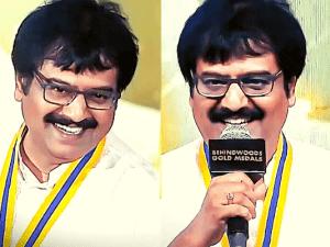 Throwback Video: Vivekh's best ever MASS speech till date; describes Ajith-Vijay-STR in his own style! Fans can't keep calm!