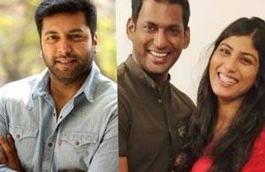 Kollywood stars react to Vishal's marriage announcement