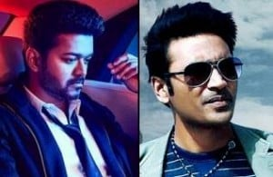 Vijay and Dhanush box office clashes - No. 6 on cards