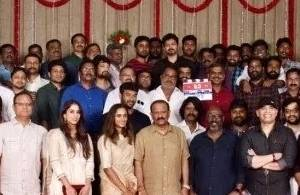 Vijay's Thalapathy 63 - Complete Cast and Crew!